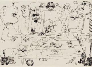 Franz Borghese, Viva la guerra, 1976