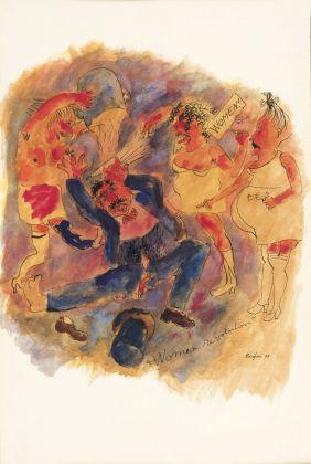 Franz Borghese, Women devolution, 1977
