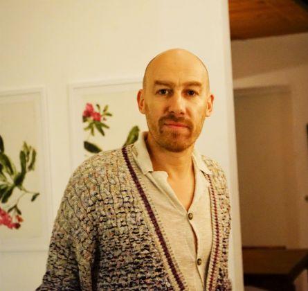 Gaël Davrinche. Photo Teresa Imbriani. Courtesy Doppelgaenger, Bari