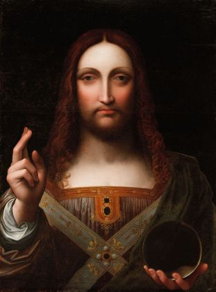 Giampietrino, Salvator Mundi, Detroit Institute of Arts