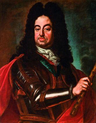 Giuseppe Gorla, Francesco Farnese, 1723. Busseto, Collezioni d'Arte Fondazione Cariparma