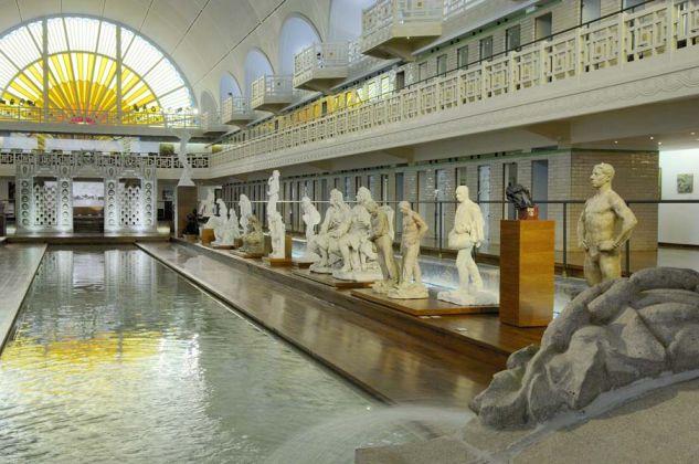 Grand bassin - La Piscine (c) A. Leprince M.A.I.A.D. Roubaix