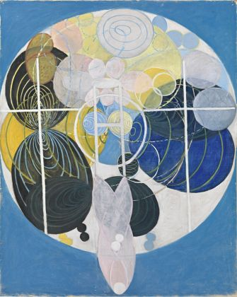 Hilma af Klint, Group III, The Large Figure Paintings, The Key to All Works to Date (The WU-Rose Series), 1907. Courtesy of the Hilma af Klint Foundation. Photo Moderna Museet, Stoccolma
