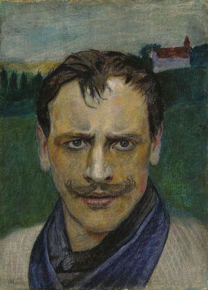 Harald Oskar Sohlberg, Autoritratto, 1896. Collezione privata. Photo courtesy Nasjonalmuseet – Jaques Lathion