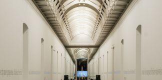 Hito Steyerl. The City of Broken Windows. Installation view at Castello di Rivoli Museo d'Arte Contemporanea, Rivoli 2018. Photo Andrea Guermani