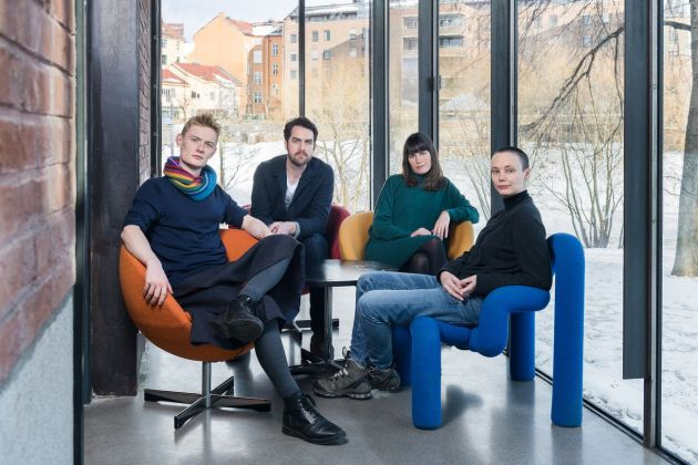 I curatori della Oslo Architecture Triennale 2019