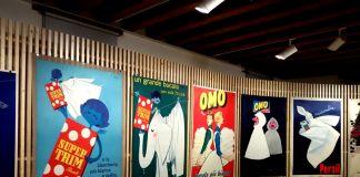 Illustri persuasioni. Installation view at Museo Nazionale Collezione Salce, Treviso 2018