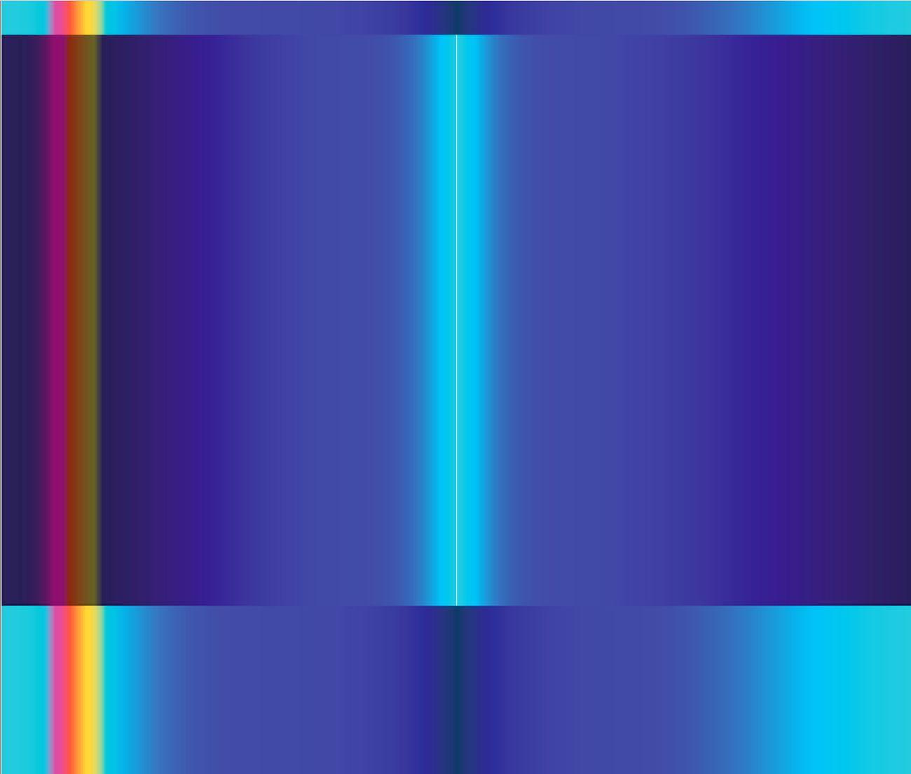Immagine di un'opera di Tornquist tratta da un booklet del disco di Tiziano Milani, Light+Color+Sound (music for Jorrit Tornquist's exhibition) (Setola di Maiale, 2018)