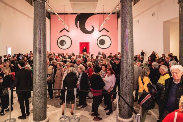 BCM17, Inaugurazione della mostra La Lettura. ph Ruggiero Scardigno