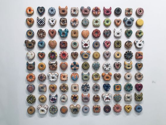 Jaeyon Kim, Donut Madness, 2013 28. Artside Gallery, Seoul