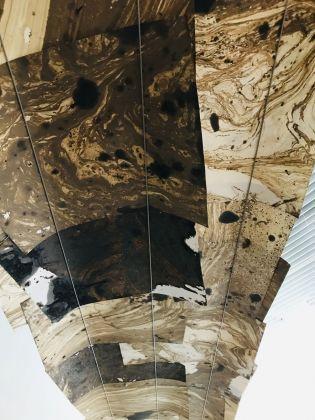Jameel Arts Centre, Dubai. Crude. Nasrin Tabatabai & Babak Afrassiabi