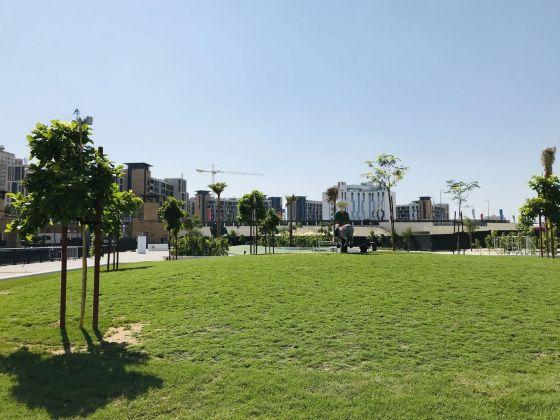 Jameel Arts Centre, Dubai. Il Jaddaf Waterfront Sculpture Park