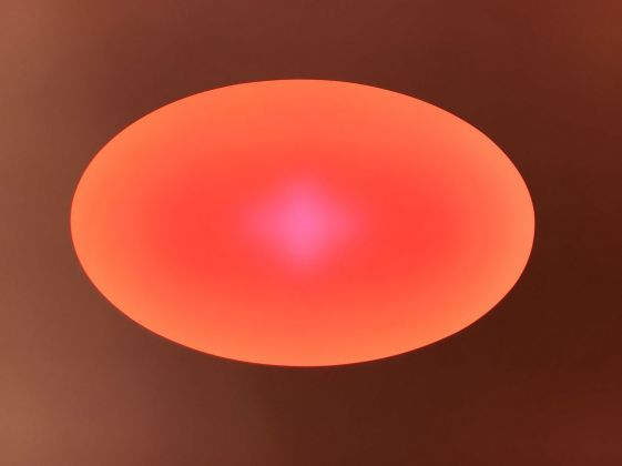 James Turrell, Wasatch. Elliptical Wide Glass, 2014. Kayne Griffin Corcoran, Los Angeles