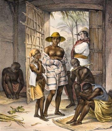 Johann Moritz Rugendas, Negros novos, 1835