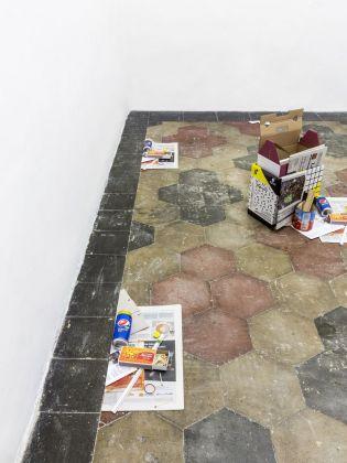 Jorge Macchi, Der Zauberberg, 2018. Courtesy l'artista & Quartz Studio, con il supporto della Fondazione Sardi per l'Arte. Photo Beppe Giardino