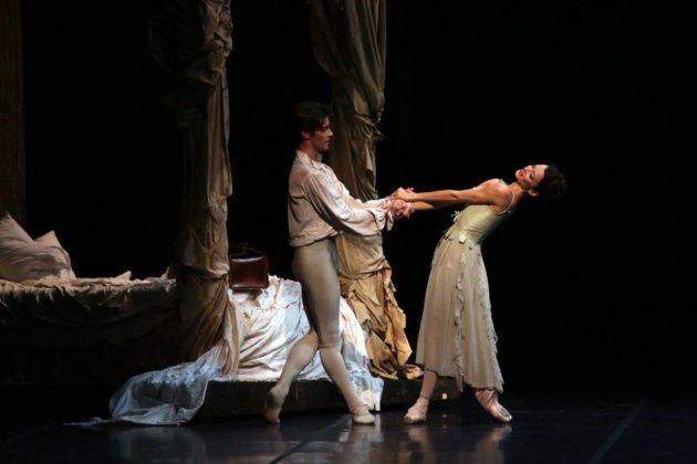 Kenneth MacMillan, L'histoire de Manon. Teatro alla Scala, Milano 2018, photo Marco Brescia e Rudy Amisano - Teatro alla Scala
