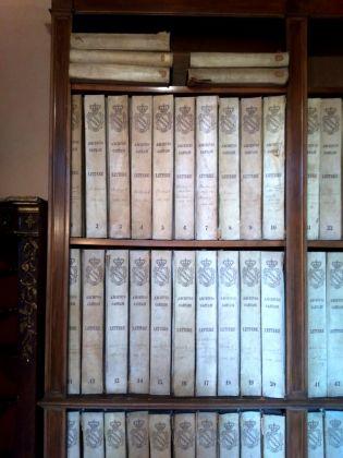 L'Archivio Caetani