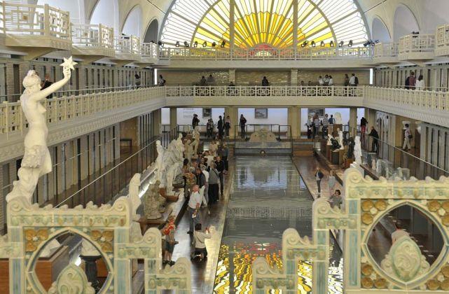La Piscine,Roubaix - Musée La Piscine. Architecte : A. Baert 1932 - J.P. Philippon 2001. Ph.Alain Leprince