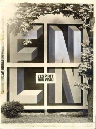 Le Corbusier, Padiglione Esprit Nouveau, Parigi, 1925