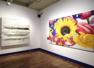 London Shadow. Exhibition view at Gallerie d'Italia – Palazzo Zevallos Stigliano, Napoli 2018. Courtesy Gallerie d'Italia, photo Mario Laporta/KONTROLAB