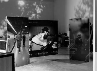 Lorenzo Analogico Digitale, work in progress. photo Leandro Emede