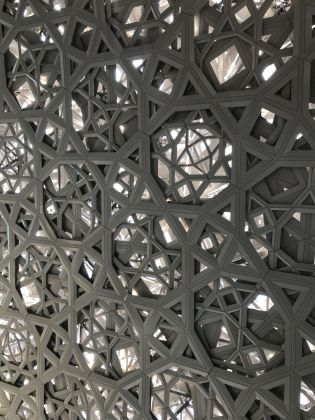Louvre Abu Dhabi. The Dome