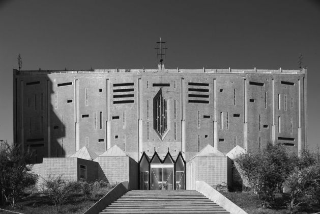 Luca Massari, Chiesa dell'Ospedale di San Carlo, Milano. Photo courtesy © Luca Massari