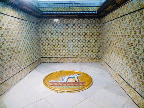 Museo Nazionale del Bardo di Tunisi, Classic Reloaded. Mediterranea, Ontani. Courtesy Fondazione MAXXI
