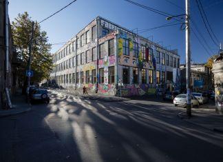 MUA – Multiverse Architecture, Fabrika, Tbilisi. Photo credits Nakanimamasakhlisi Photo Lab