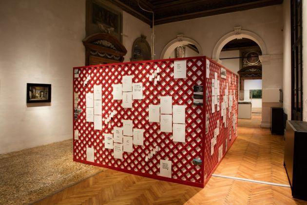 Machines à penser. Exhibition view at Fondazione Prada, Venezia 2018. Photo Mattia Balsamini. Courtesy Fondazione Prada