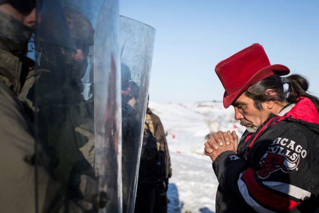 Standing Rock, ph. Maria Feck