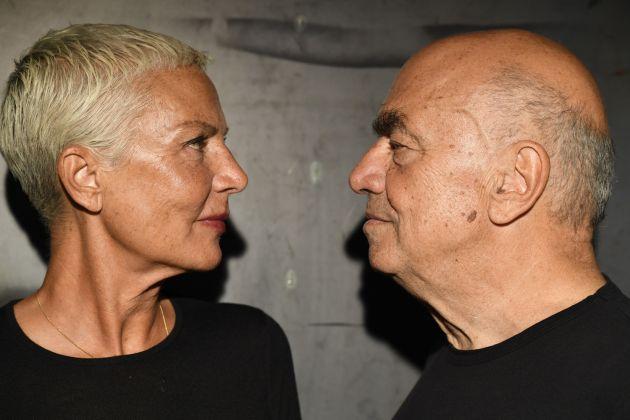 Massimiliano e Doriana Fuksas © Gianmarco Chieregato