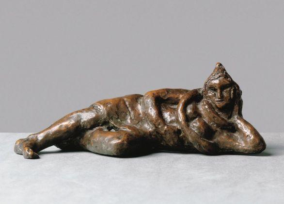 Max Beckmann, L'incantatrice di serpenti, 1950. Collezione privata, Germania © 2018, ProLitteris, Zurich