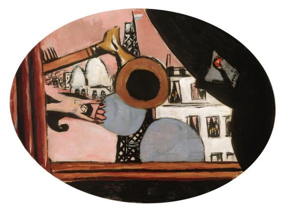 Max Beckmann, Rêve de Paris Colette, 1931. Collezione privata © 2018, ProLitteris, Zurich