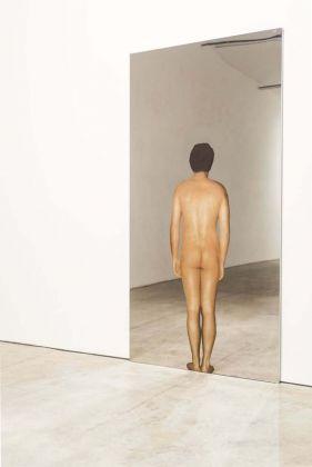 Michelangelo Pistoletto, Uomo nudo, 1962-87. Courtesy Centro Pecci. Photo Zep Studio