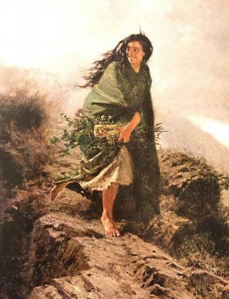Michele Cammarano, La strega, 1865, Pescara, Collezione Venceslao di Persio