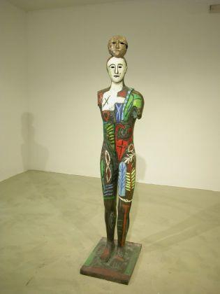 Mimmo Paladino, Senza titolo, 1992. Comodato dell'Associazione Amici del Museo Pecci. Courtesy Centro Pecci