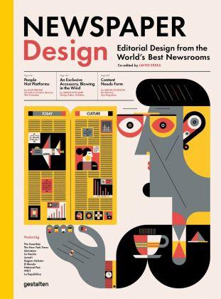 Newspaper Design (Gestalten, Berlino 2018). Cover