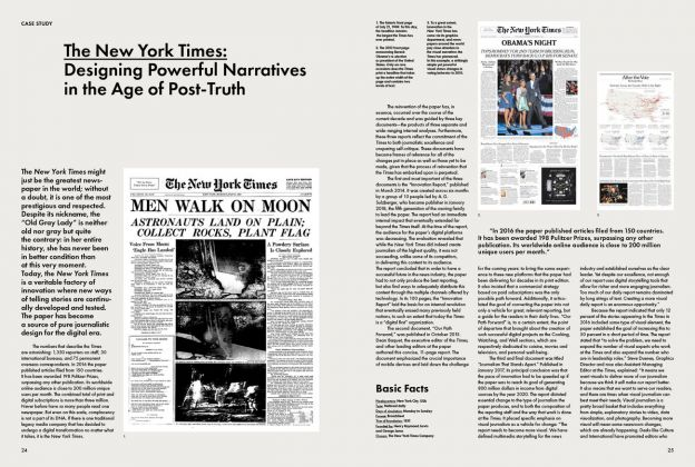 Newspaper Design (Gestalten, Berlino 2018). Pagg. 24-25