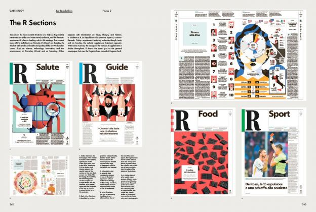 Newspaper Design (Gestalten, Berlino 2018). Pagg. 262-263