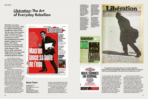 Newspaper Design (Gestalten, Berlino 2018). Pagg. 50-51
