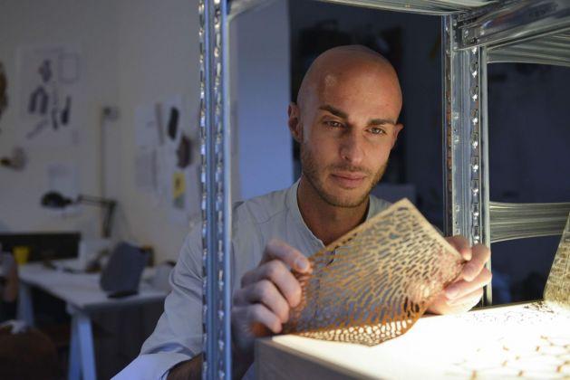 Next Design Perspectives. Maurizio Montalti. Photo Bas Losekoot