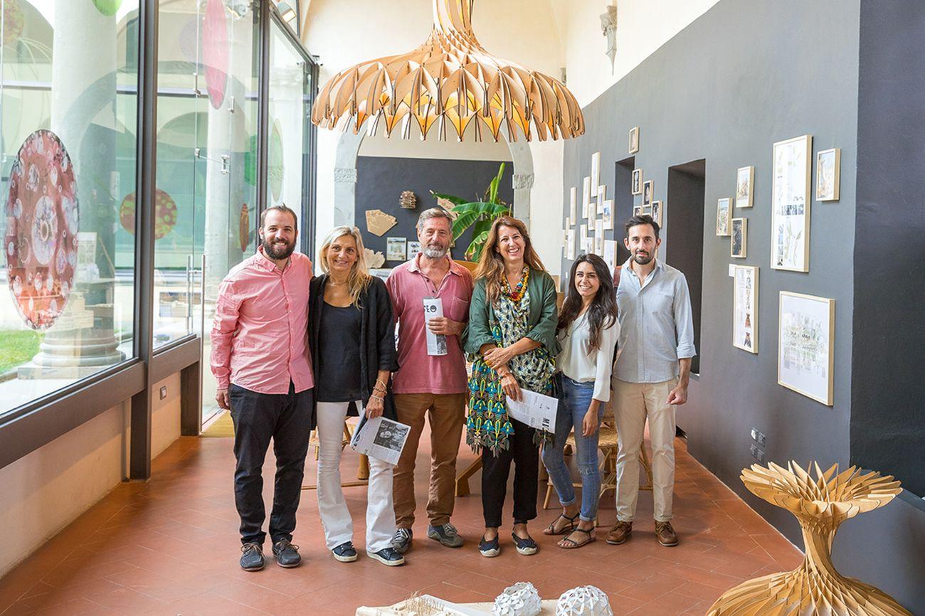 Paradigma. Il tavolo dell'architetto. Benedetta Tagliabue. Museo Novecento, Firenze 2018. Courtesy Museo Novecento, Firenze