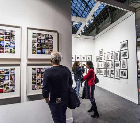 Paris Photo 2018, exhibition view, © Hassene Hamaoui