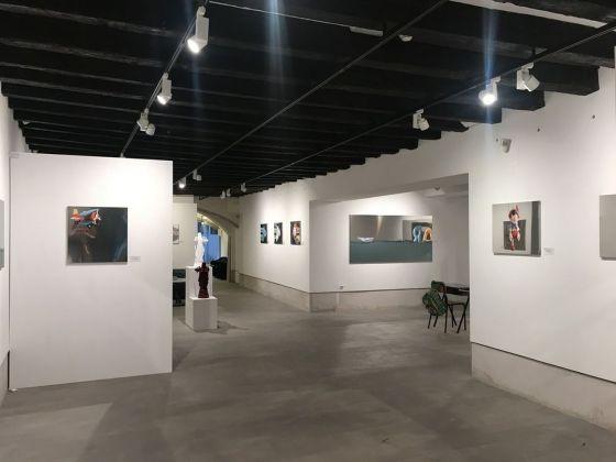 Pep Marchegiani. Toys. Exhibition view at Bugno Art Gallery, Venezia 2018