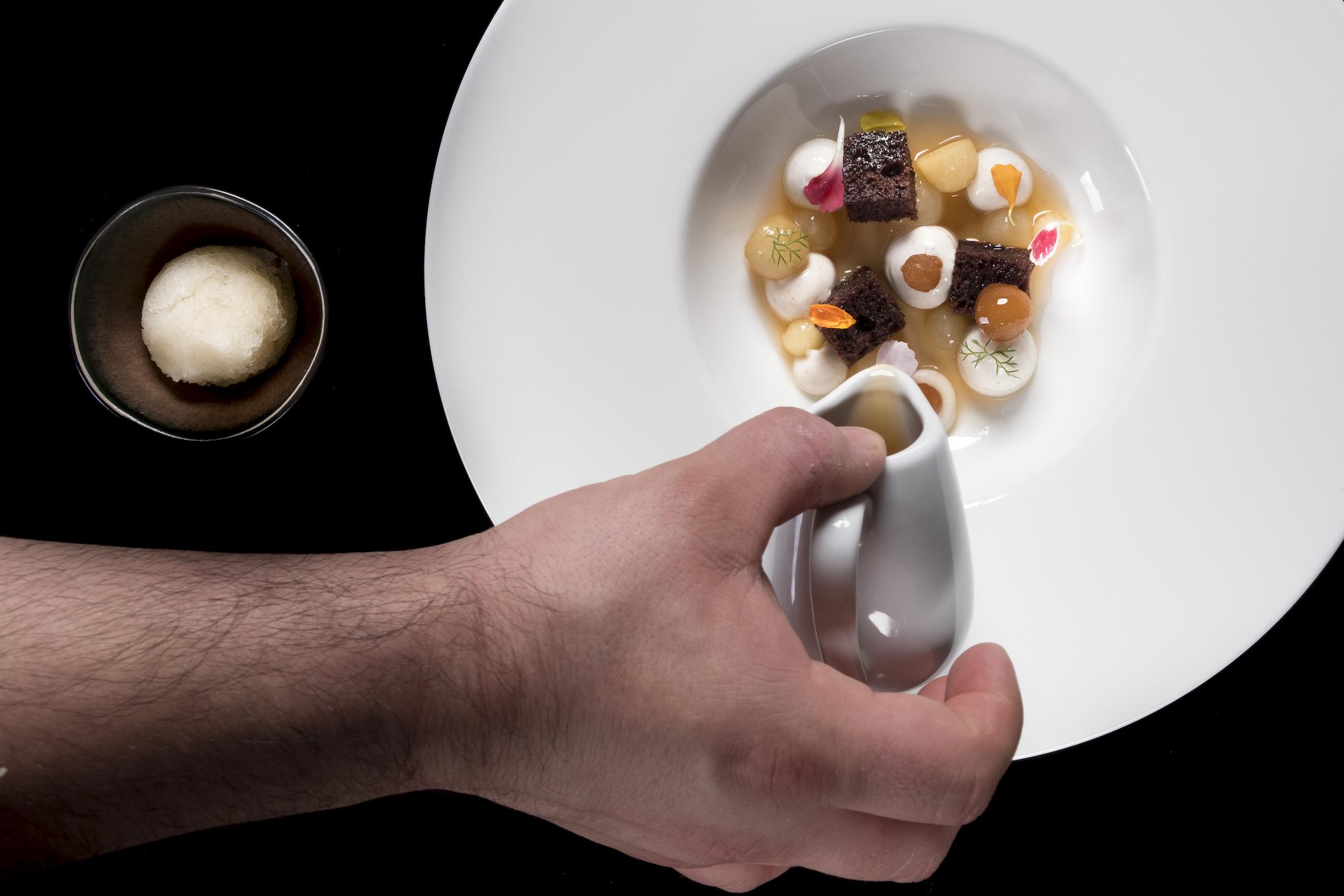 Pera, cioccolato e ricotta (Ph. Lido Vannucchi)