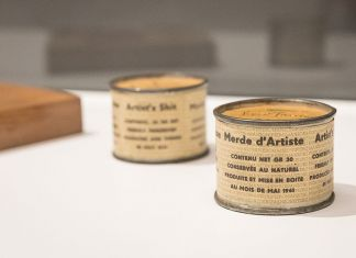 Piero Manzoni. Solo. Installation view at Museo Novecento, Firenze 2018. Photo © Museo Novecento