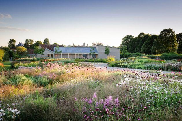Piet Oudolf Gardens, Hauser & Wirth Somerset. Photo Claudia Zanfi