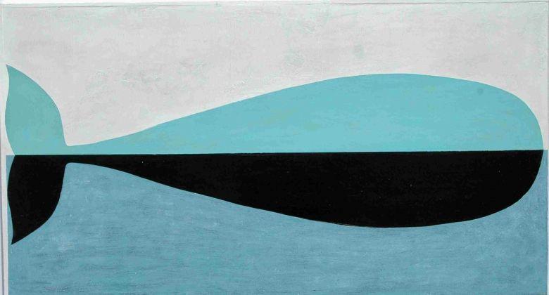 Pino Pascali, Balena, 1965-66