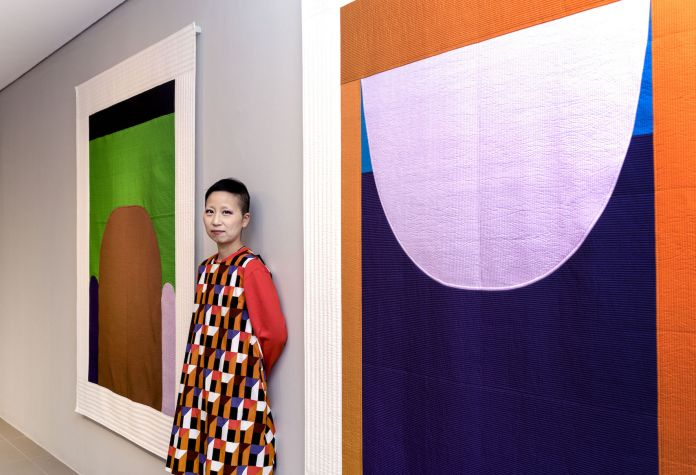 Portrait of artist Seulgi Lee. Image courtesy Gallery Hyundai